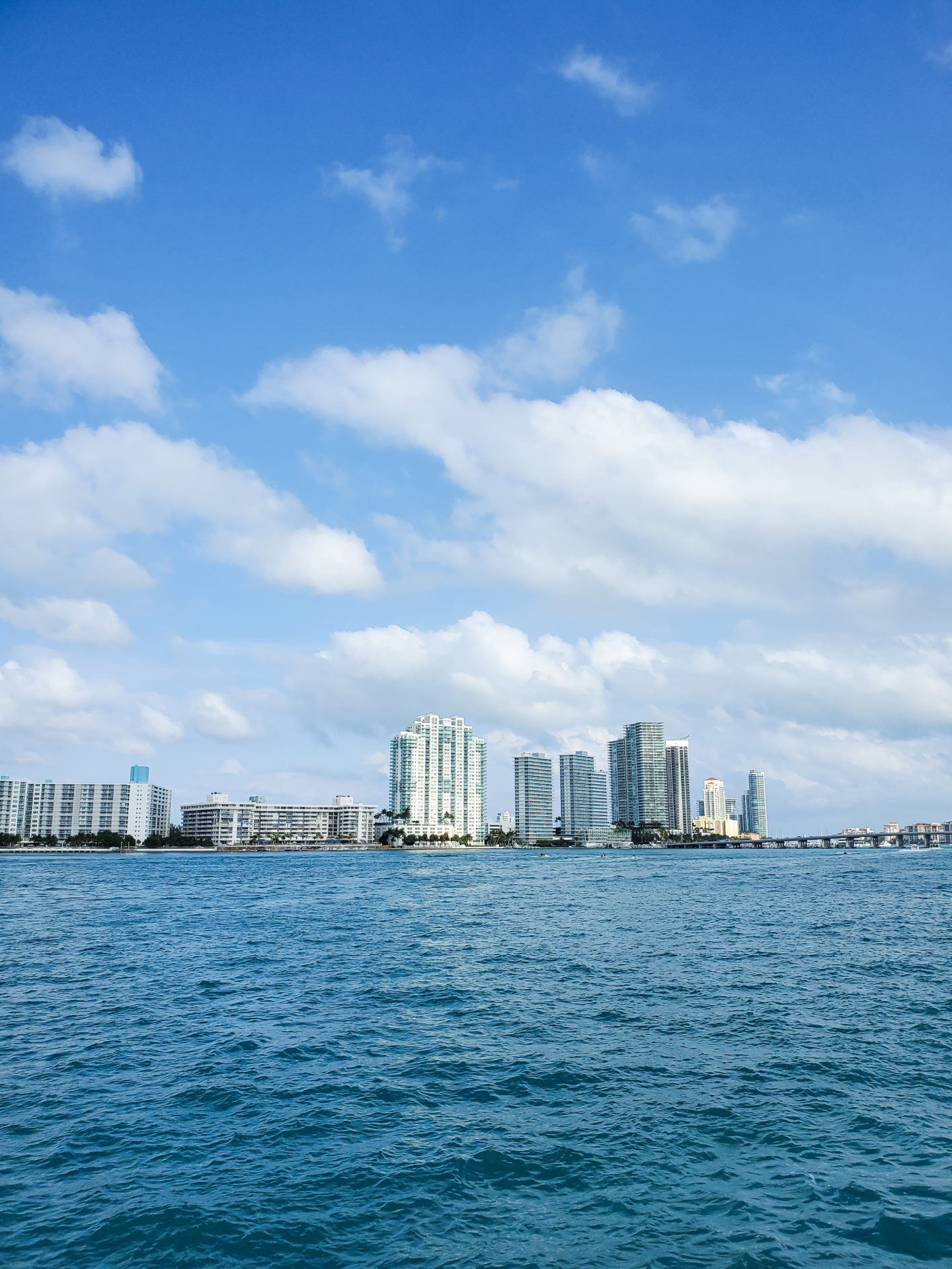 Tall Building in Miami.